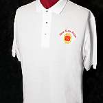 TAK Short Sleeve Polo with Crest