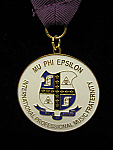Medallion with Ribbon